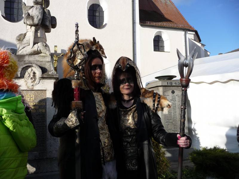 Fasching in Pfreimd